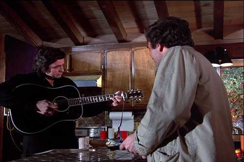 Johnny Cash e Colombo