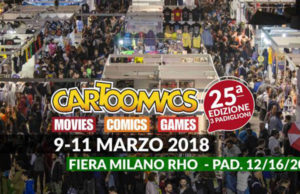 Cartomics 2018
