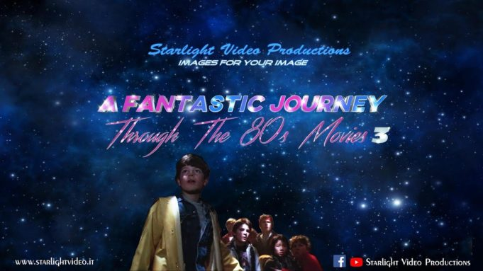 A FANTASTIC JOURNEY THROUGH THE 80s MOVIES 3