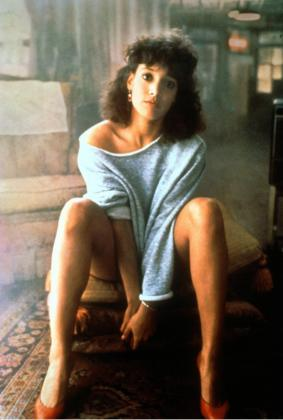 JENNIFER BEALS: sexy in Flashdance