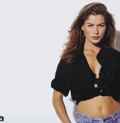 "CARRE' OTIS: super sexy in ""Orchidea Selvaggia"""