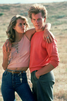 LORI SINGER: in Footloose pazza e scatenata